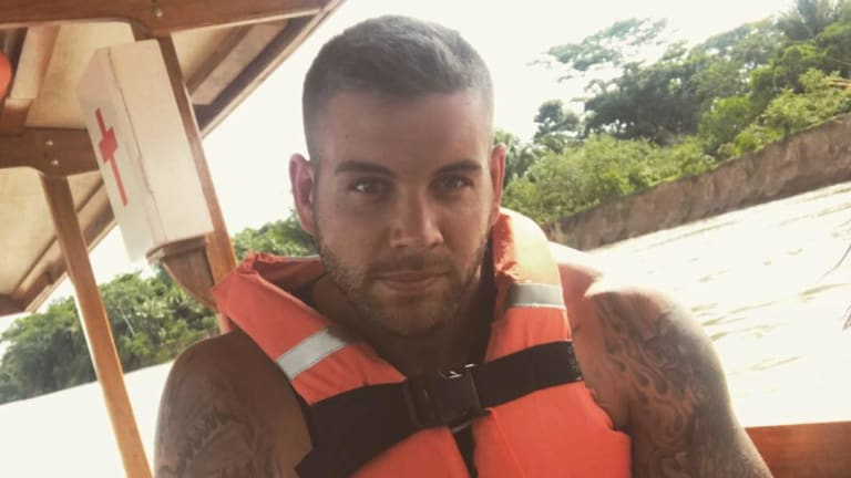 Canberra Comanchero Alexander Victor Miller has been charged with several offences.