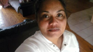 Erana Nahu died after she was allegedly stabbed by her partner at a home in Glenfield.
