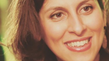British-Iranian national Nazanin Zaghari-Ratcliffe has been held in Iran for three years.