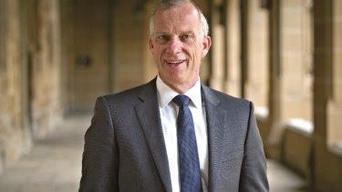 University of Sydney vice-chancellor Michael Spence says a draft memorandum of understanding is being put together.