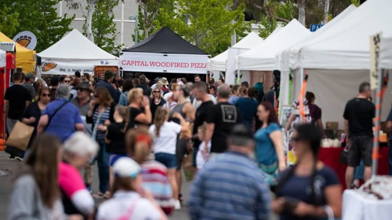 SouthFest had food, markets, music, children's activities and more.