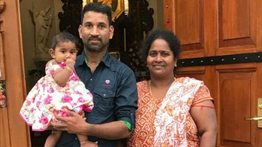Biloela Tamil family at 'imminent risk' of deportation