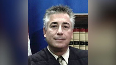 Former judge James Troiano who stepped down after his comments in a rape case angered people across the US.