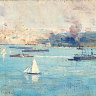 Arthur Streeton adds sparkle and light to State Library collection