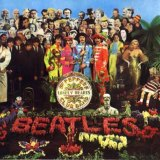 Sgt Pepper's Lonely Heart Club Band, The Beatles.