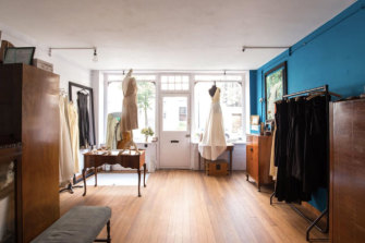 Atelier Tammam is like stepping back in time.