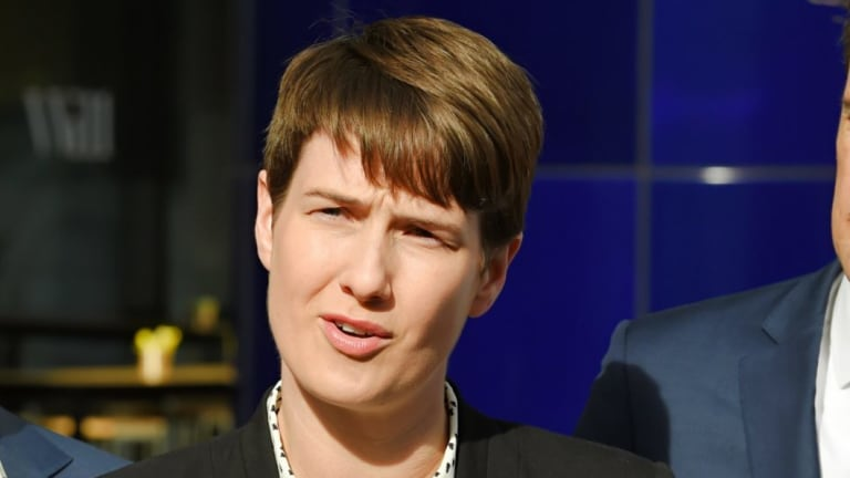 Anna Brown wants Victoria