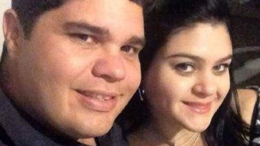 Eduardo and Danielle.