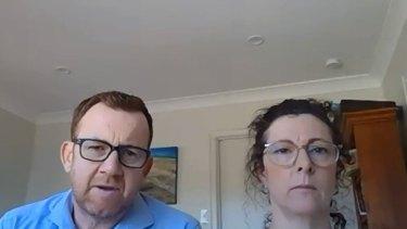 Ron and Sue Erasmus