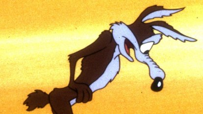 Are iron ore, steel and coal prices having a Wile E. Coyote moment?
