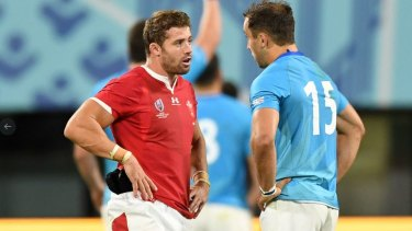 Wales will next take on three-times finalists France in the quarter-finals.