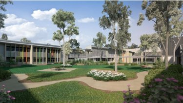 A special school will be built at Coomera.