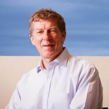 Cervical cancer vaccine pioneer Professor Ian Frazer.