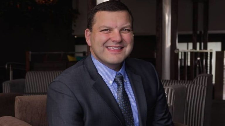 Majella chief executive Sebastian Monsour.
