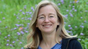 Author Kim Scott