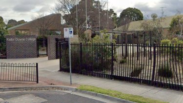 Keilor Downs College will close temporarily while cleaning and contact tracing is carried out.