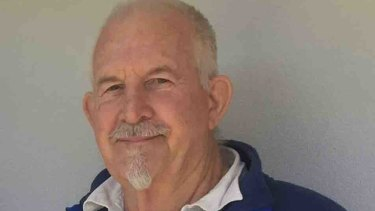 Siemon Mulder, 66, went missing on a motorcycle ride from Sandgate to Esk.