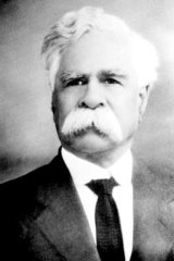 Aboriginal activist William Cooper.