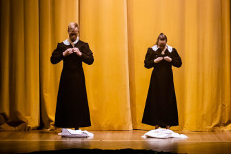 Funny, sad and debauched: a masterful dance work.