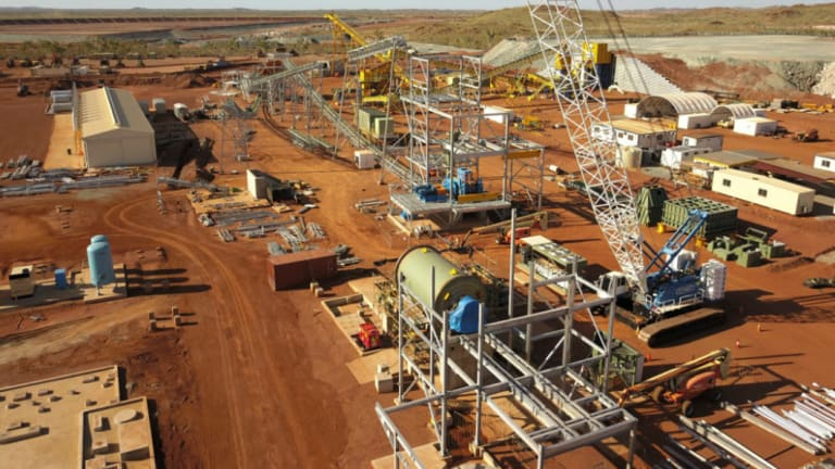 Altura Mining officially opened its Pilgangoora lithium mine today.