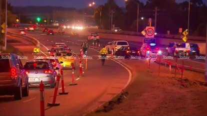 Commuter nightmare after person killed on Kwinana Freeway
