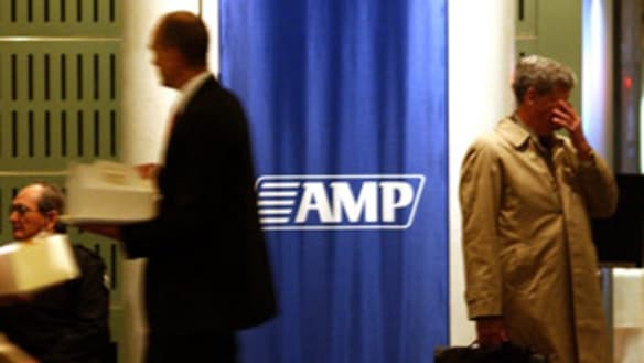 AMP profit more than doubles as wealth protection arm recovers