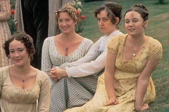 Who remembers Mary? Mary Bennet sits second from the right of her other sisters Elizabeth, Jane and Kitty in the most famous airing of Pride and Prejudice.
