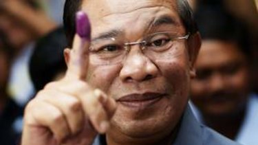 Cambodia's Prime Minister Hun Sen has locked up or exiled his political opponents.