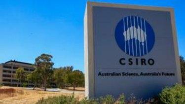 CSIRO headquarters, Canberra.