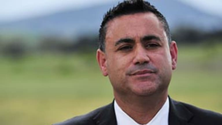 The Deputy Premier, John Barilaro, has cast fresh doubt over the government's stadium policy.