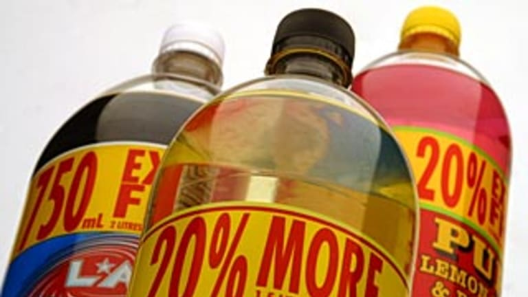 A tax on sugary drinks could have unintended consequences.