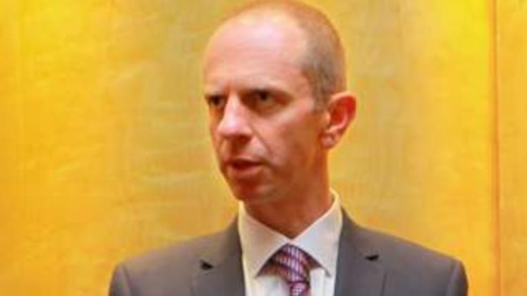 ASIC deputy commissioner Peter Kell