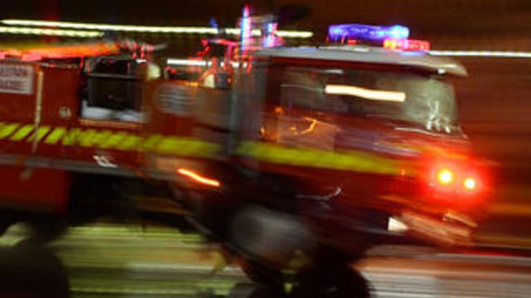 Emergency services rushed to a Gold Coast home on Tuesday.
