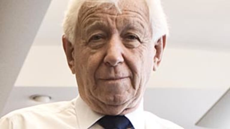 Sir Frank said he had no fear, however, about the future for retail investors.