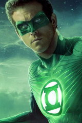"Green Lantern is the ""hair shirt"" Reynolds says he will wear."