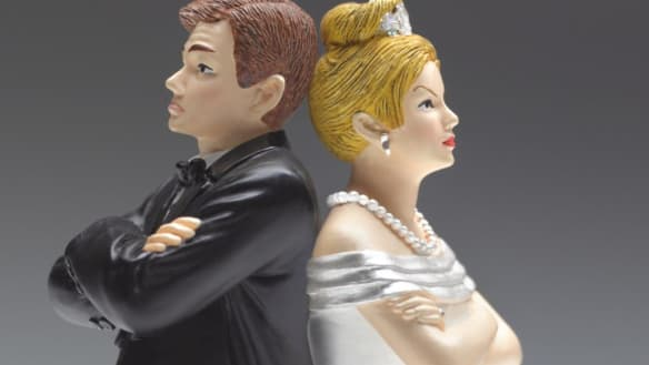 'I felt as if the person I knew died': The rise of the no-warning divorce