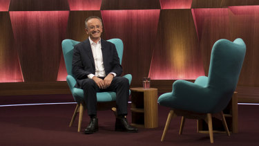 "Andrew Denton has ""axed"" Interview."