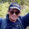 Jack Chen, pictured on Saturday morning, has been remembered as someone who brought joy to his fellow hikers.