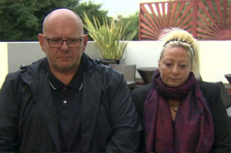 Tim Dunn and Charlotte Charles have spoken out about the death of their son Harry Dunn.