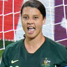 Kerr's four-star show fires the Matildas into the knockout stage