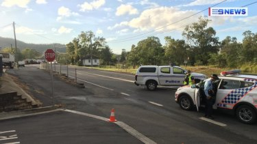 Two people have been killed in a head-on crash near Rockhampton early on Saturday morning.