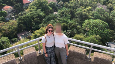 Aiia Maasarwe (left) was an Israeli student studying English in Melbourne. It is believed she was sexually assaulted and killed after getting off a tram in Bundoora.