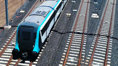 Transport Minister hints at nine new stations for $18b Metro West line