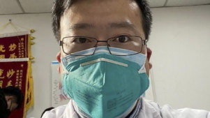 """Ophthalmologist Li Wenliang was warned off by police for """"spreading rumours"""" by trying to warn of the disease."""
