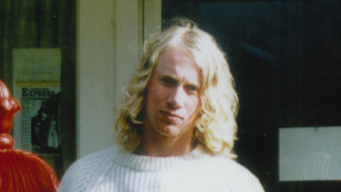Port Arthur killer Martin Bryant.
