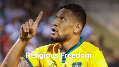 Charity watchdog could investigate Australian Christian Lobby over Folau fundraiser