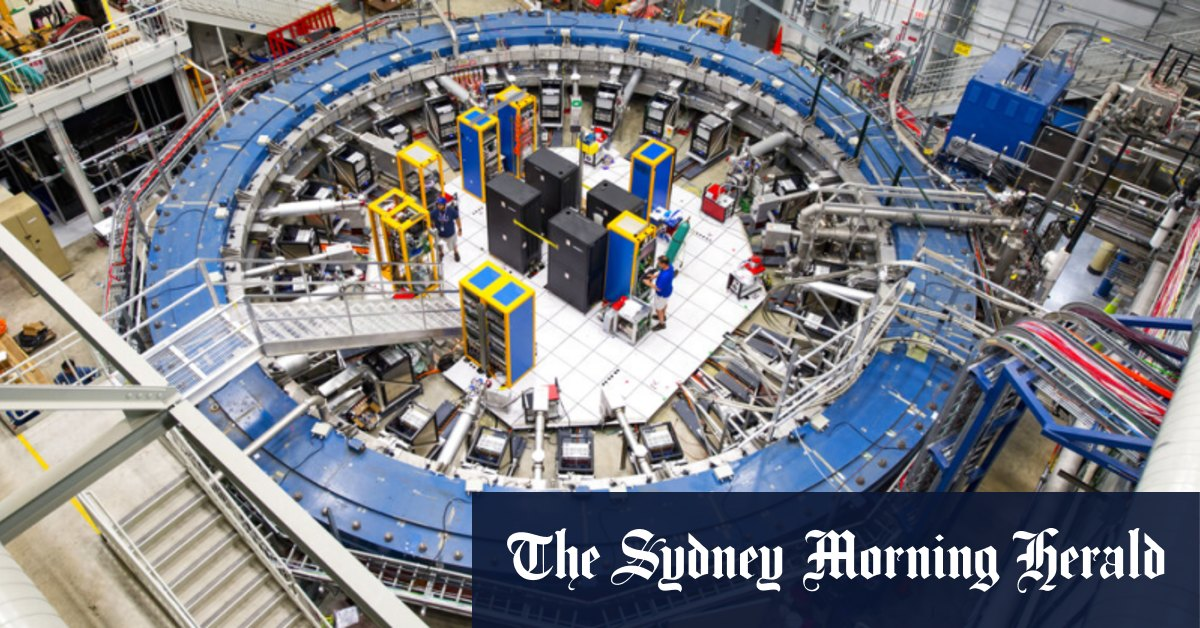 'Tantalising' results of two experiments could break the known laws of physics – Sydney Morning Herald