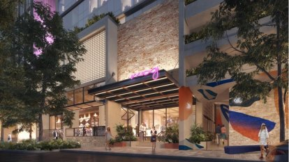 Moxy hotel set to land at Sydney Airport