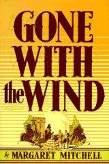 Margaret Mitchell's 1936 novel <i>Gone With The Wind</i>.