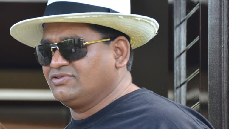 Dubai based businessman Ramjee Iyer, who allegedly paid bribes on behalf of Australian company Leighton Offshore.